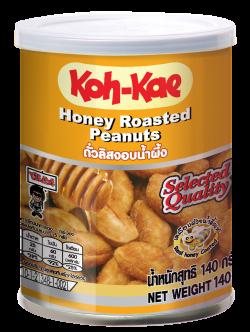 Hunajapaahdettu Premium Maapähkinä 140g
